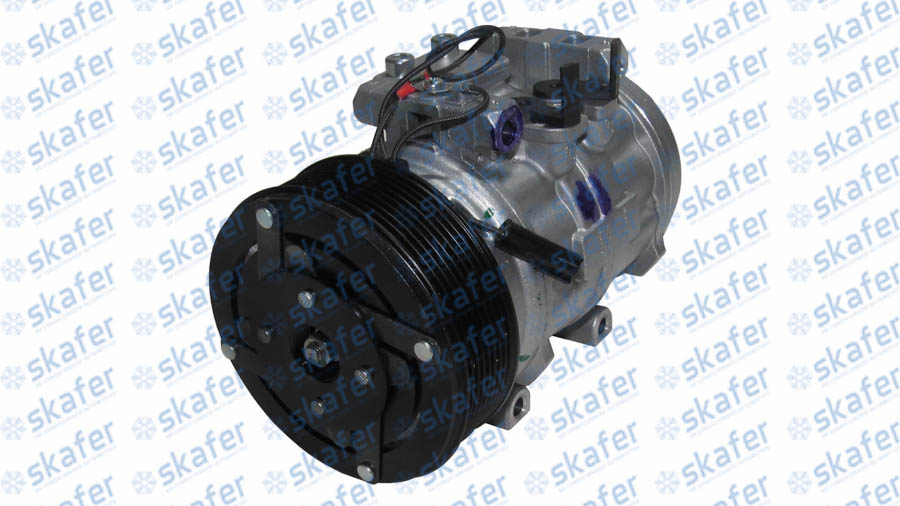 COMPRESSOR FORD CARGO MAXION VW VOLKSWAGEN CONSTELLATION BC 4472802150 DENSO