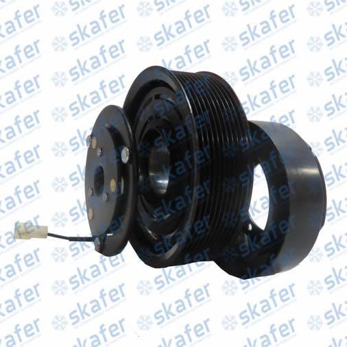 Kit Embreagem Denso 10P15 10PK 12V 141mm John Deere