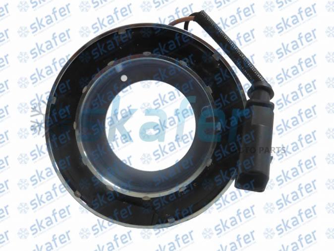 Bobina Compressor Delphi CVC Vw Fox Original
