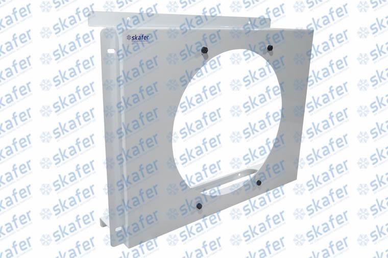 DEFLETOR CONDENSADOR COM 1 FURO PARA CONDENSADOR 650.023 SKAFER