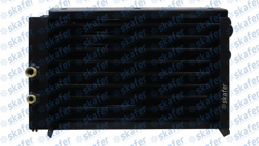 EVAPORADOR CATERPILLAR TRATOR ESTEIRA D3K D4K D5K D6K CARREGADOR DE ESTEIRA 953D 953K 963D 963K 973 973D 973K