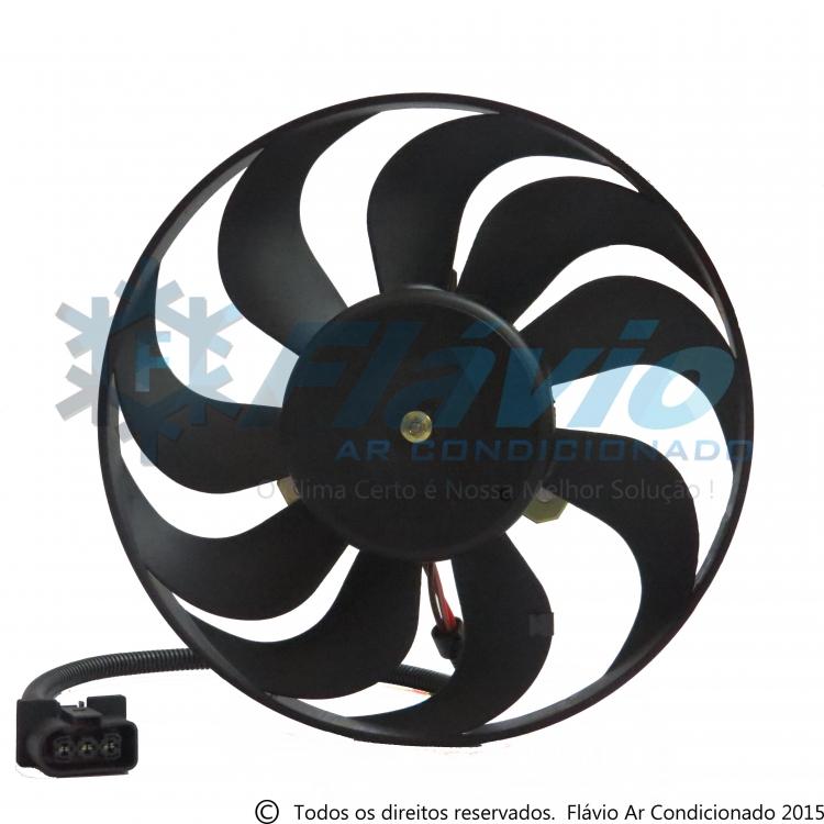 Eletro Radiador Vw Golf  / Audi A3 Pequeno Magneti Marelli