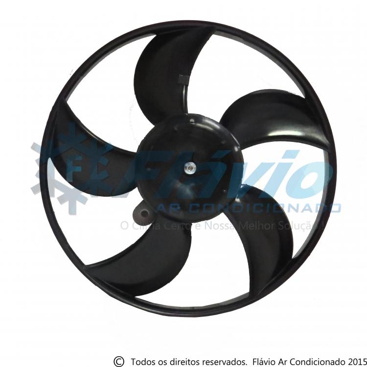 Eletro Radiador Fiat Palio / Siena / Strada 02 - 07 Magneti Mare