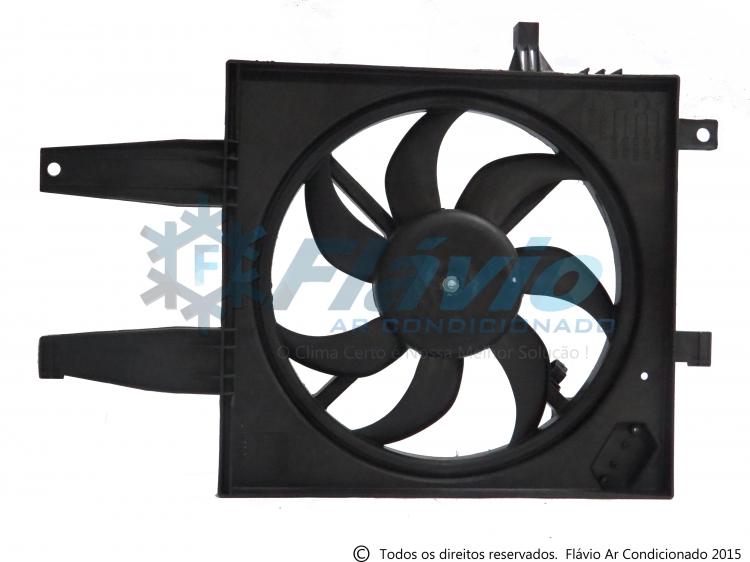 Eletro Radiador Fiat Palio / Siena / Strada Magneti Marelli