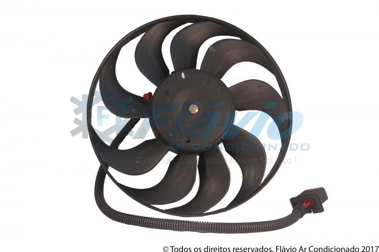 Eletro Radiador VW Golf/Audi A3 Pequeno