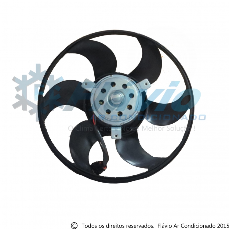 imagem de Eletro Radiador Vw Gol G2/G3/G4 Magneti Marelli