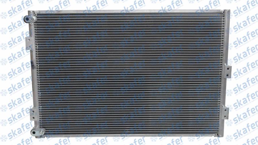 CONDENSADOR CATERPILLAR KOMATSU ESCAVADEIRA 320D PC400 PC350 2089797520 2457749