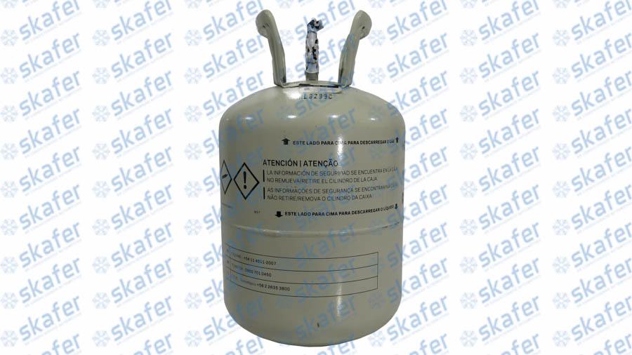 GAS R141B 13,6KG CHEMOURS