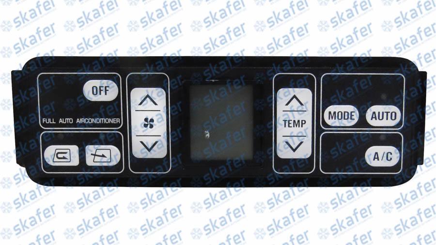 COMANDO DIGITAL KOMATSU ESCAVADEIRA PC200-7 PC200LC-7 PC220-7 PC220LC-7 PC270-7 PC300-7 PC350-7 PC400LC-7 208-979-7630 2089797630