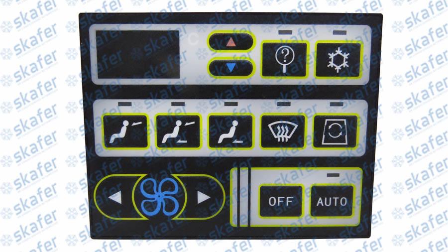 COMANDO DIGITAL VOLVO SDLG ESCAVADEIRA EC210B EC180B EC330B 14631179 14541344