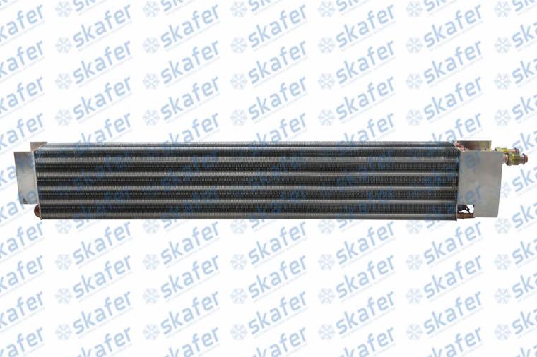 EVAPORADOR CASE RETROESCAVADEIRA 580N 580M 360263A4 SKAFER