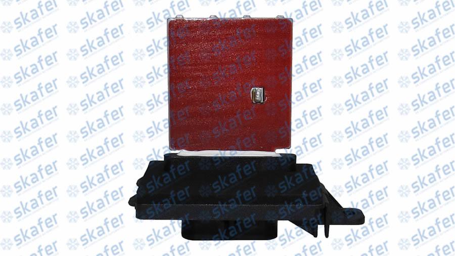 RESISTENCIA CAIXA FORD FUSION 6E5Z18591AA