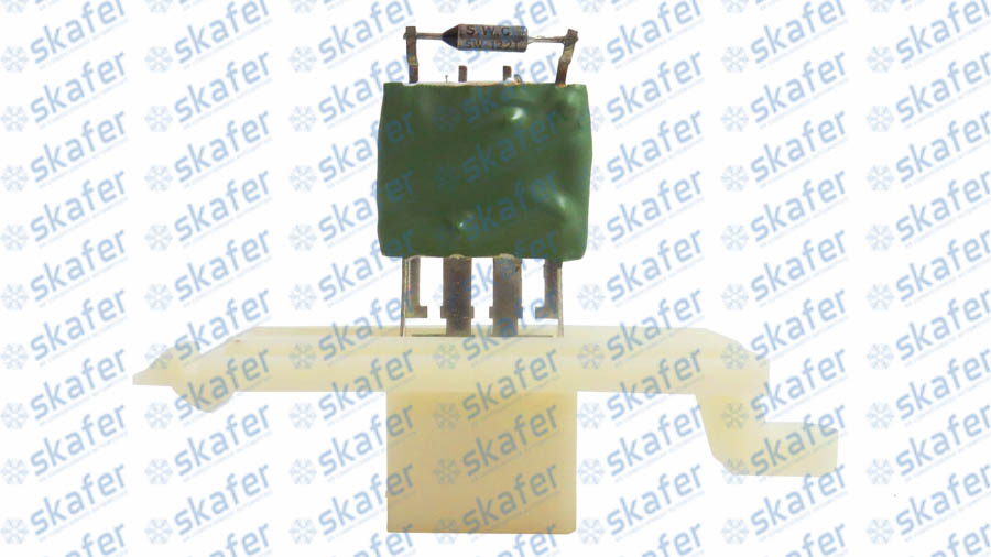 RESISTÊNCIA CAIXA FORD ECOSPORT 2012 EM DIANTE AV1118B647AB