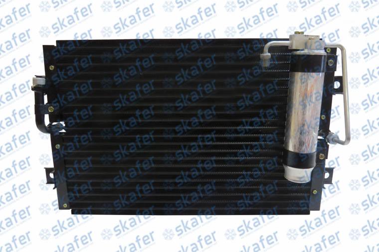 CONDENSADOR FORD CAMINHÃO CARGO 815 816 5C4519710AB