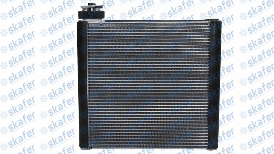 EVAPORADOR JOHN DEERE HITACHI KOMATSU ESCAVADEIRA COM CABINE FLORESTAL PC 200 ZX130 EX330 350GLC 870GLC FXB00001044