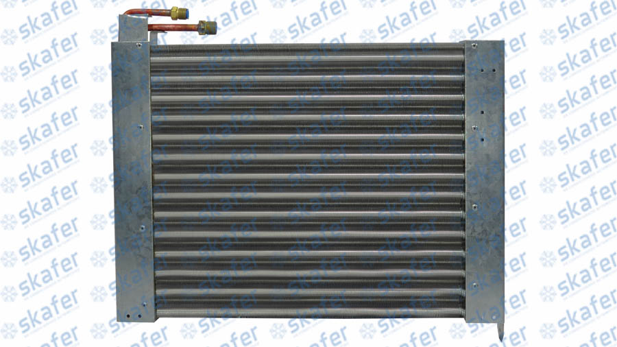 CONDENSADOR CNH CASE NEW HOLLAND TRATOR PÁ CARREGADEIRA FARMALL 55 80 90 100 110 120 W20F TL D12 87541744 84342887 SKAFER