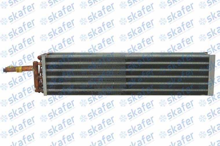 EVAPORADOR KOMATSU TRATOR ESTEIRA D61EX RD-2-4087-0 RD240870 SKAFER