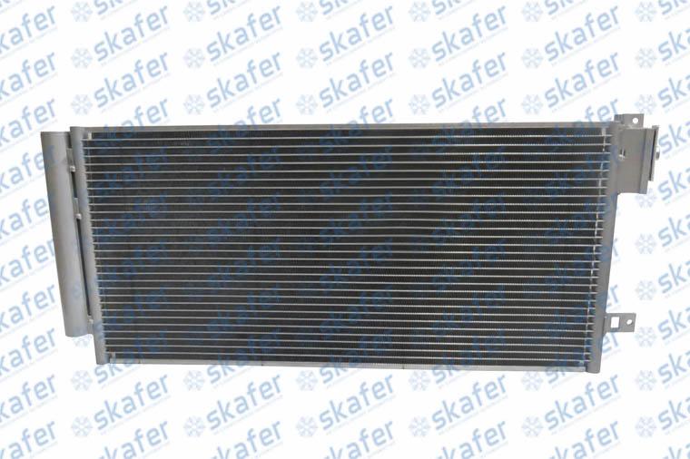 CONDENSADOR FIAT PUNTO 1.8 PUNTO 1.6 E-TORQ LINEA 1.9 BRAVO 1.4 1.8 55700408
