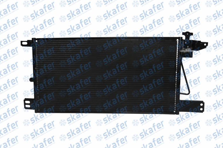CONDENSADOR SCANIA CAMINHAO SERIE P G R 2008 2009 2010 2011 1752264 1354110