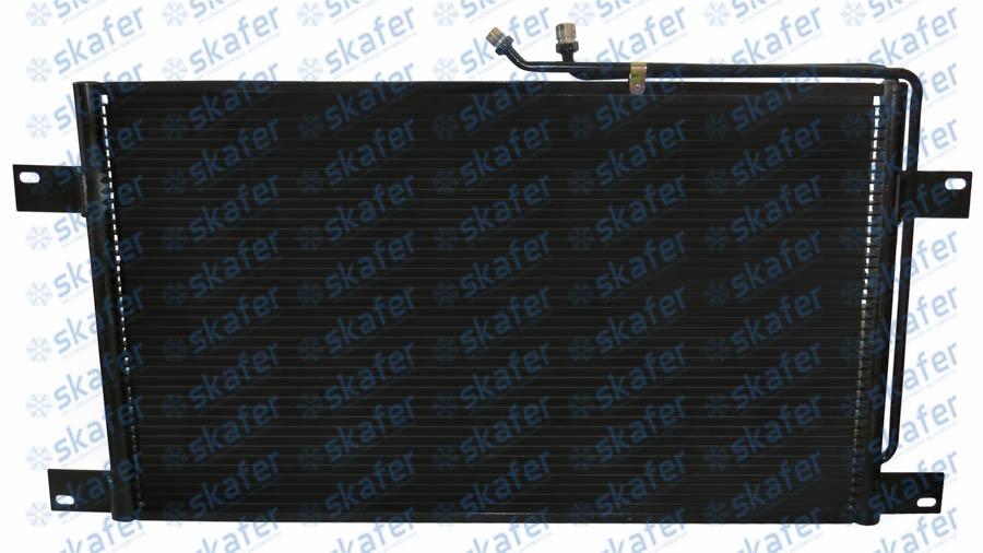 CONDENSADOR SCANIA CAMINHÃO 114 124 2008 EM DIANTE