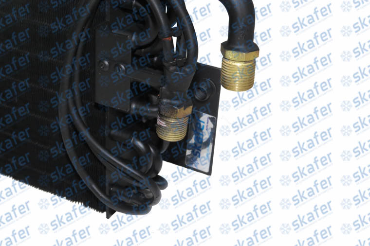 imagem de EVAPORADOR CATERPILLAR TRATOR ESTEIRA D6 D6R 2792591 SKAFER