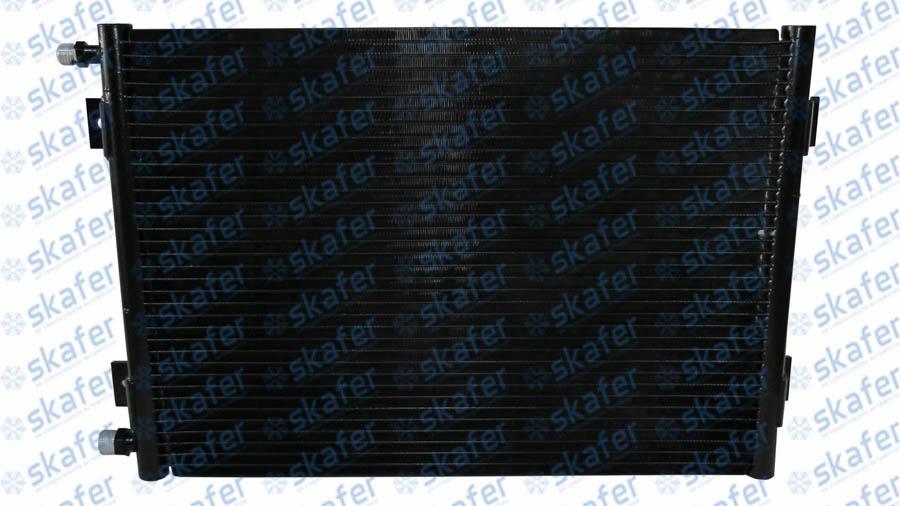 CONDENSADOR KOMATSU ESCAVADEIRA PA CARREGADEIRA PC180 WA150-6 WA200-6 WA250-6 WA320-6 WA380-6 56E0721132 56E-07-21132